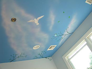Faux Finishing Painting Murals Hand Painted Decorative